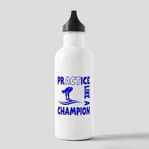 CHAMPION SWIM Stainless Water Bottle 1.0L
