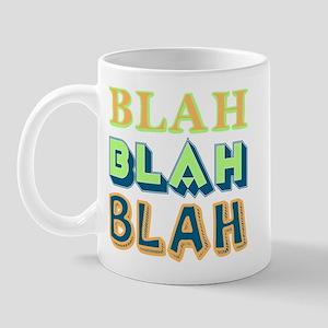 Blah Mugs
