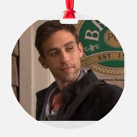 Nick Fallon Ornament