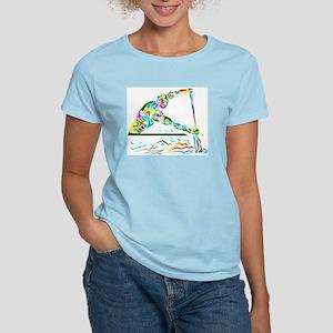 man is rowing  Women's Light T-Shirt