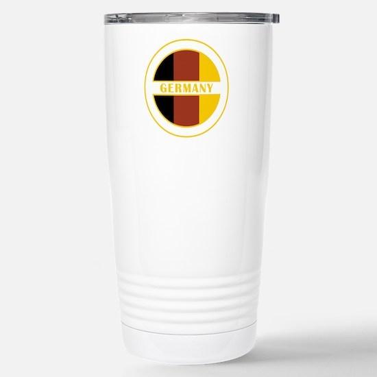 GERMANY Stainless Steel Travel Mug