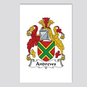 Andrews Postcards (Package of 8)