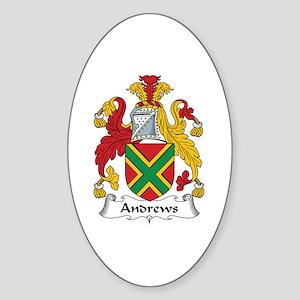 Andrews Oval Sticker