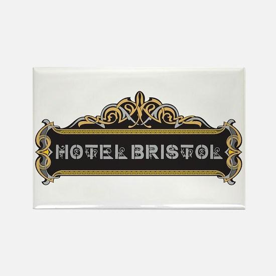 HOTEL BRISTOL Magnets