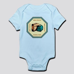 WORLD TRAVELER Infant Bodysuit