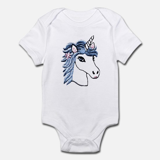 Unyce the Unicorn Infant Creeper