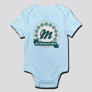 METROPOLIS HOTEL Infant Bodysuit