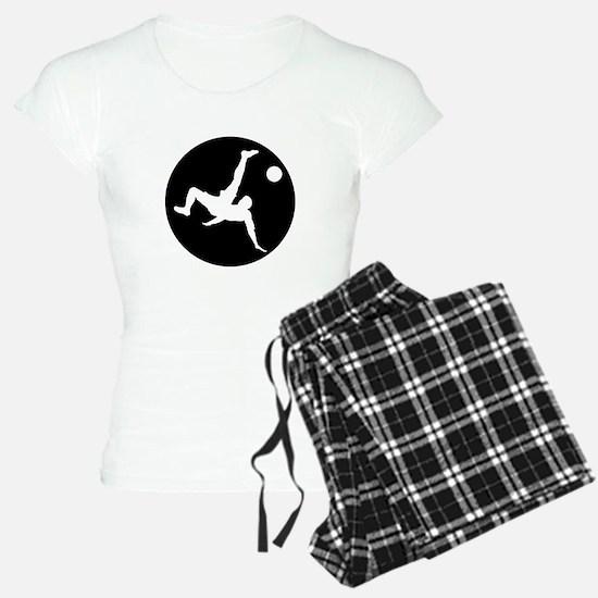 Soccer Bicycle Kick Pajamas
