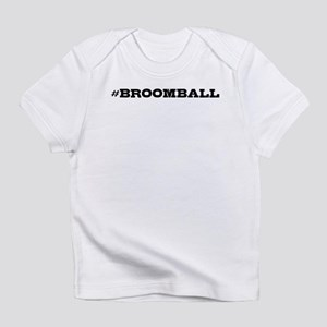Broomball Hashtag Infant T-Shirt