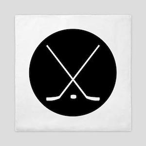 Hockey Sticks Queen Duvet