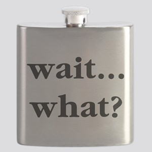 Wait What Flask