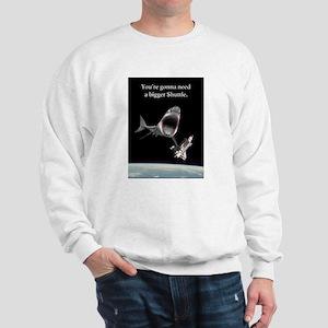 Space Shark! Sweatshirt