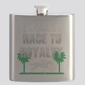 California Chrome's Race to Royalty Flask