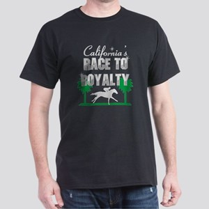 California Chrome's Race to Royalty Dark T-Shirt