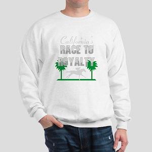 California Chrome's Race to Royalty Sweatshirt