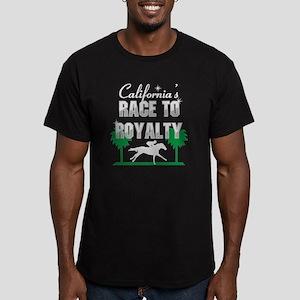 California Chrome's Ra Men's Fitted T-Shirt (dark)