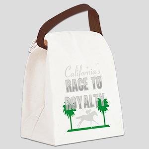 California Chrome's Race to Royal Canvas Lunch Bag