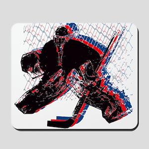 Hockey Goaler Mousepad