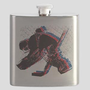 Hockey Goaler Flask