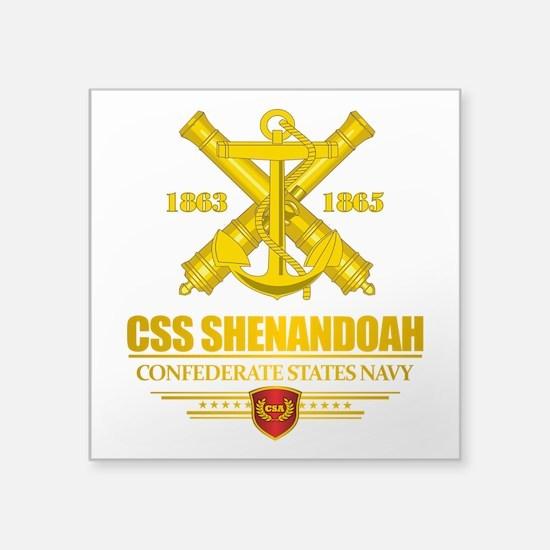 CSS Shenandoah Sticker