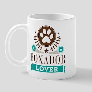 Boxador Dog Lover Mug