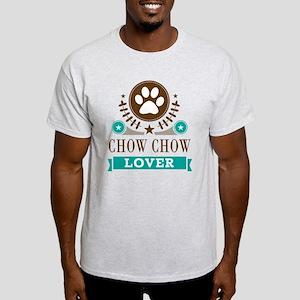 Chow Chow Dog Lover Light T-Shirt