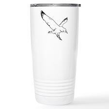 PinkBoat - Seagull Sketch Travel Mug