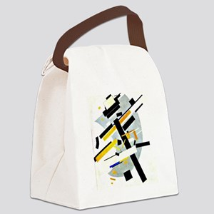 Malevich - Suprematism 1916 Canvas Lunch Bag