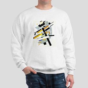 Malevich - Suprematism 1916 Sweatshirt