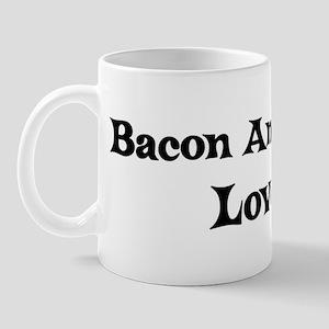 Bacon And Eggs lover Mug