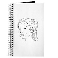 Pinkboat - Crustina Sketch Journal