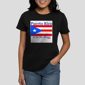 Puerto Rico - Hear T-Shirt