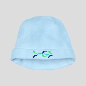 Manatees baby hat