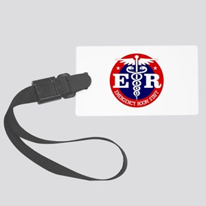 ER Staff Luggage Tag