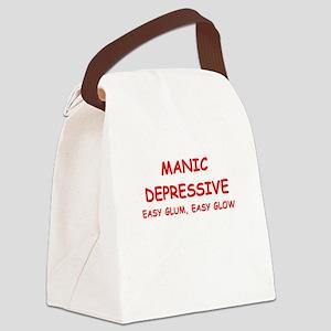 PSYCH5 Canvas Lunch Bag