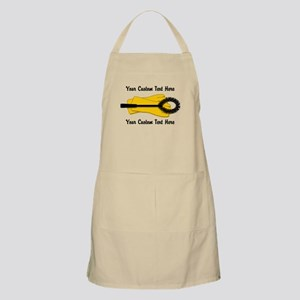Cleaning CUSTOM TEXT Apron