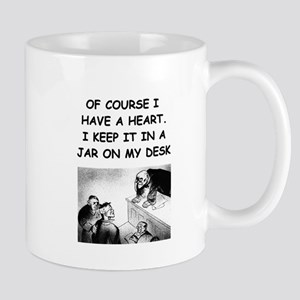 JUDGE7 Mugs