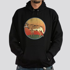 Coyote Sunset Hoodie (dark)