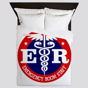 ER Staff Queen Duvet