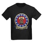 USS INDEPENDENCE Kids Dark T-Shirt