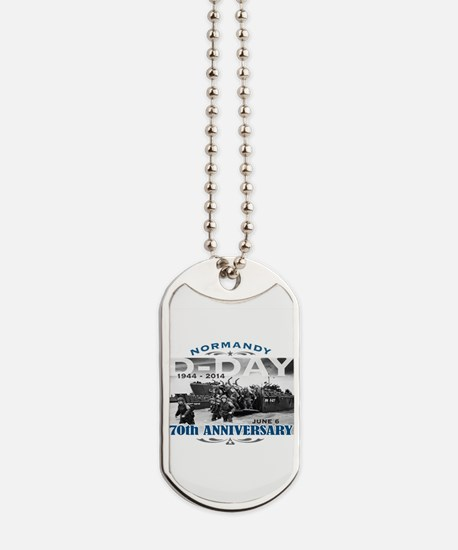 D-Day 70th Anniversary Battle of Normandy Dog Tags