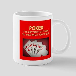 POKER1 Mugs