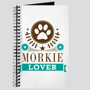 Morkie Dog Lover Journal