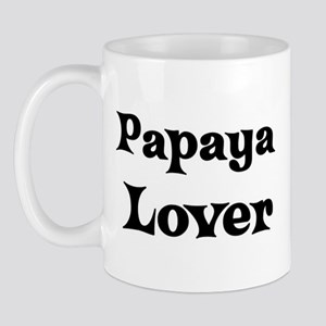 Papaya lover Mug