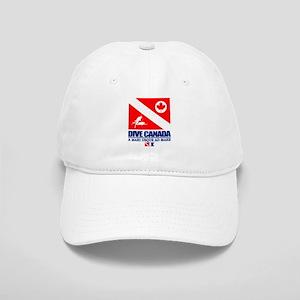 Dive Canada Baseball Cap
