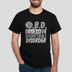 Basketball (grey) Dark T-Shirt
