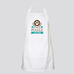 Puggle Dog Lover Apron