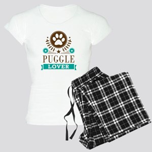 Puggle Dog Lover Women's Light Pajamas