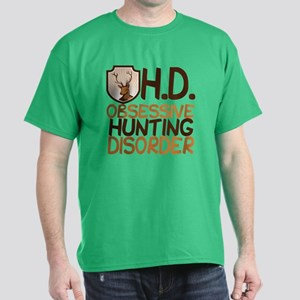 Funny Hunting Dark T-Shirt