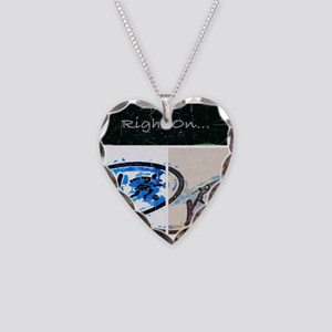 Right On Night Necklace